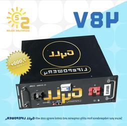 NEW 48V GYLL LiFePOWER4 100AH LiFePo4 5.12kWH Lithium Ion Ba