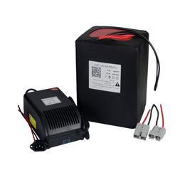 48V 20Ah 51.2v Lithium Battery Pack for EbikeScooter 1000Wat