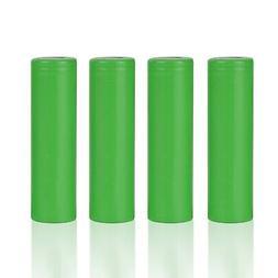 4X Rechargeable Samsung INR18650 25R Li-Ion Batery High Drai