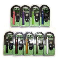 510 350maH Batteries W/ USB Charge, Charge on Any USB Port/P