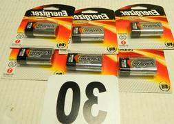 6-Pack Energizer Lithium CRV3 Camera Battery Batteries & 8-A