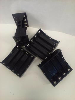 18650 Battery Charging 4BAY Cell Holder 6pc PCB Solder pin D