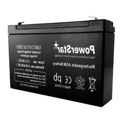 6 volt 7.0 Ah Rechargeable Battery-Electronics