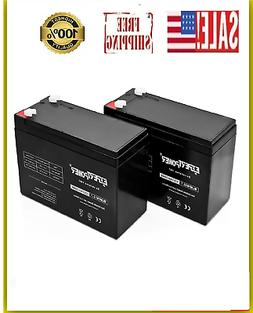 7ah rechargeable lead acid battery