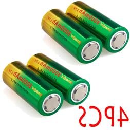 8000mAh 26650 Battery 3.7V Li-ion Rechargeable Battery Cell