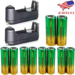 8000mAh 26650 Li-ion Batteries 3.7V Rechargeable for Flashli