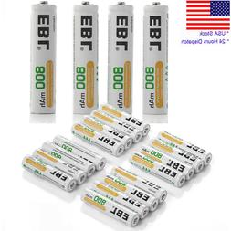 800mAh AAA Rechargeable Battery NI-MH Batteries For Camera T