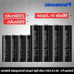 Panasonic 8pcs AA+<font><b>AAA</b></font> Precharge Ni-MH <f