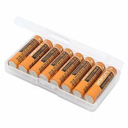 Panasonic Cordless phone AAA Battery 8PCS HHR-55AAABU 1.2v 5