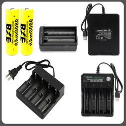 9800mAh Rechargeable 18650 Battery 3.7V Li-ion Battery Intel