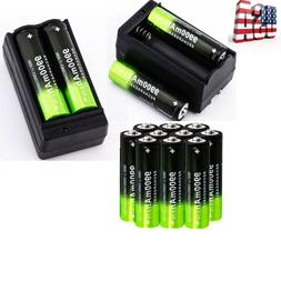 9900mAh Powerful 18650 Battery 3.7v Li-ion Rechargeable Batt