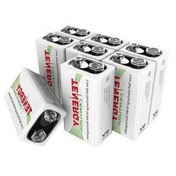 Tenergy 9V Size Centura Low Self Discharge NiMH Rechargeable