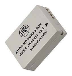 BM Premium NB-10L Battery for Canon PowerShot G15, G16, G1 X