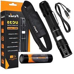BUNDLE: Fenix UC35 960 Lumens PD35 Rechargeable CREE XM-L2 L