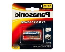 CR-123 Photo Battery 3V Lithium 1 Pack