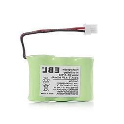 EBL Rechargeable NiCD Cordless Telephone Battery Replacement