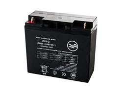 ExpertPower EXP12180 12V 18Ah Sealed Lead Acid Battery - Thi