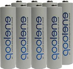 Eneloop 70-ZP2A-6D26 AAA 4th Generation NiMH Pre-Charged Rec