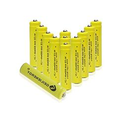 GEILIENERGY NiCd AAA 1.2V 600mAh Triple A Rechargeable Batte