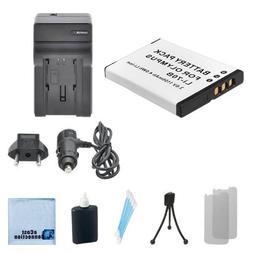 LI-70B Rechargeable Battery for Olympus DSLR Cameras & Batte