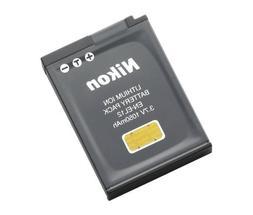 Nikon 25780 EN-EL12 Rechargeable Li-ion Battery for Select C