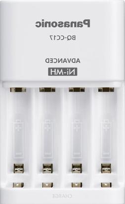 Panasonic BQ-CC17SBA eneloop Advanced Individual Battery Cha