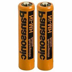 Panasonic HHR-75AAA/B-4 Ni-MH Rechargeable Battery for Cordl