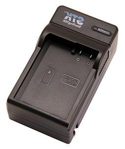 STK EN-EL14 EN-EL14a Charger for Nikon D5500, D3400, D3300,