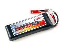 Tenergy 7.4V 900mAh LiPo Battery Pack High Discharge Rate 25