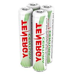 Tenergy Centura AAA NIMH Rechargeable Battery, 800mAh Low