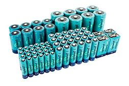 Tenergy High Capacity NiMH Rechargeable 68-cell battery pack