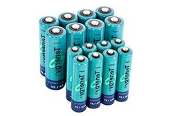 Tenergy High Drain AA and AAA Battery, 1.2V Rechargeable NiM