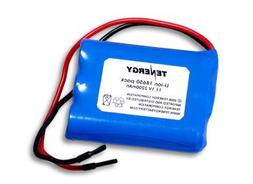 Tenergy Li-Ion 18650 11.1V 2200mAh Rechargeable Battery Pack