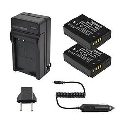 Wasabi Power Battery  and Charger for Canon LP-E10 and Canon