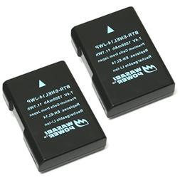Wasabi Power Battery  for Nikon EN-EL14, EN-EL14a and Nikon