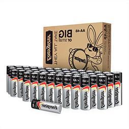 AA Batteries - 48 Count, Energizer MAX Premium Alkaline Doub