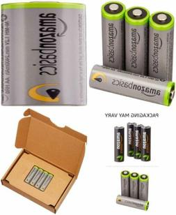 AA High-Capacity Rechargeable Batteries  PRE-CHARGED...