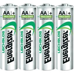 Pack of 8 Energizer 2300mAh AA NiMH Rechargeable Battery - B