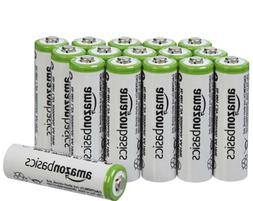 AmazonBasics AA Rechargeable Batteries  Pre-charged - Batter