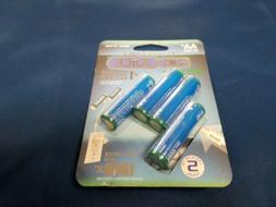 AA Rechargeable Batteries Micro USB Ni-MH Universal eco-Frie