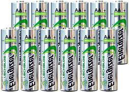 Energizer AA Rechargeable batteries NiMH 2300 mAh 1.2V NH15