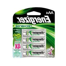 Energizer AA Rechargeable Battery 4 pack 2300mAh NH15BP-4