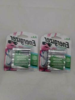 Energizer ® AA Rechargeable Recharge Power Plus 8 Pack NIMH