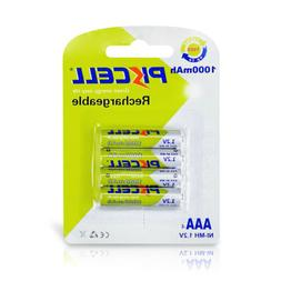 AAA Battery NiMH Rechargeable 1.2v 1000mAh Battery for Bluet
