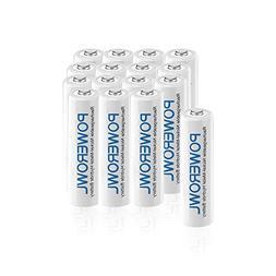 AAA Battery Rechargeable, POWEROWL Rechargeable AAA Batterie