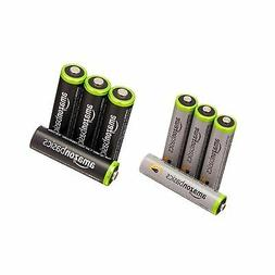 AmazonBasics AAA High-Capacity Rechargeable Batteries  Pre-c