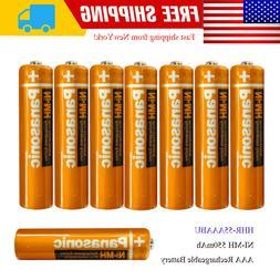 Panasonic AAA NI-MH Rechargeable Battery 550mAh 1.2V for Cor