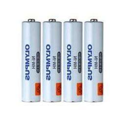 OLYMPUS AAA nickel-metal hydride rechargeable battery pack