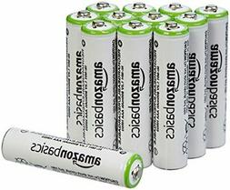AmazonBasics AAA Rechargeable Batteries  - Packaging May Var