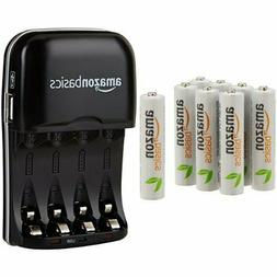 aaa rechargeable batteries 8 pack and ni